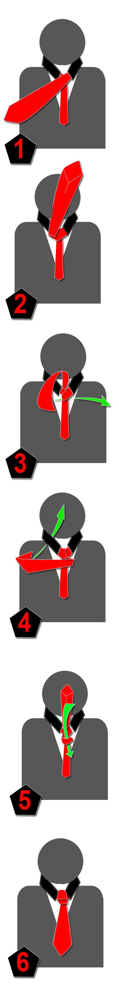 einfacher-windsor-knoten