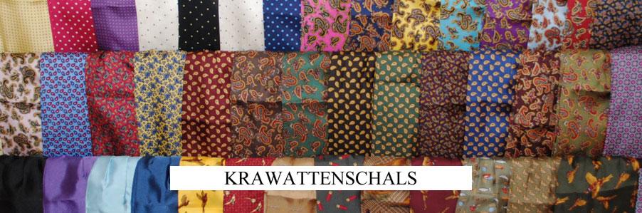 Zeitlos elegante krawattenschals