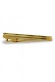 Krawattenklammer - goldfarben