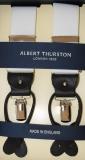 Hosenträger - Albert Thurston - Weiß - 2 in 1