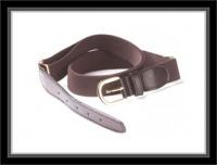 Gürtel (elastisch) - Braun
