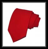 Wollkrawatte - Rot
