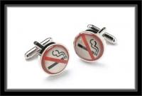 Manschettenknöpfe - Nichtraucher