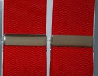 Hosenträger - Rot - 2 in 1