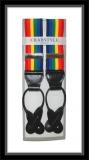 Hosenträger - Regenbogen