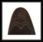 Schuhe - BARKER - Bitter Choc Waxy Suede - Full Brogue