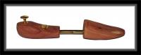 Schuhstrecker - Zedernholz
