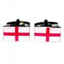Manschettenknöpfe - Englandflagge