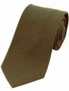 Wollkrawatte - Armeegrün
