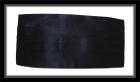 Kummerbund - Marineblau - 100% Seide