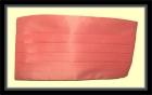 Kummerbund - Pink - 100% Seide